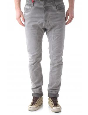 525 5 Pocket Cotton Chino hellgrau