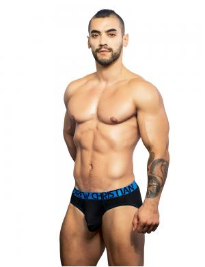 Andrew Christian Almost Naked Premium Brief schwarz