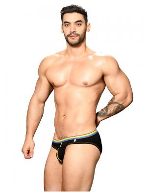 Andrew Christian Boy Brief w/ Almost Naked Schwarz