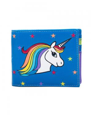 Andrew Christian Rainbow Unicorn Wallet Unicorn Print