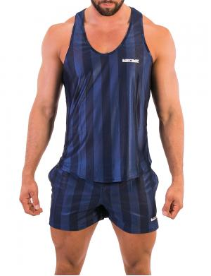 Barcode Berlin Tank Top Galvin navy