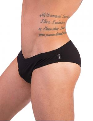 Barcode Berlin Ubatuba Swim Brief schwarz
