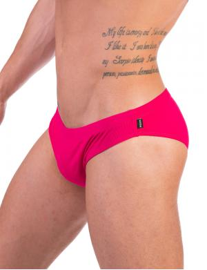 Barcode Berlin Ubatuba Swim Brief Pink