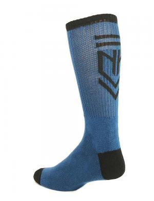 Nasty Pig Insignia Socks blue