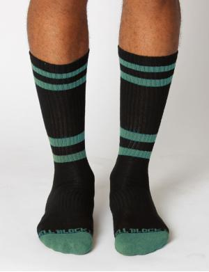 Cellblock13 Torque Socks Armeegrün