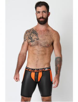 Cellblock13 Velocity Short orange