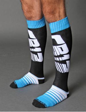 Cellblock13 Velocity Socks blau