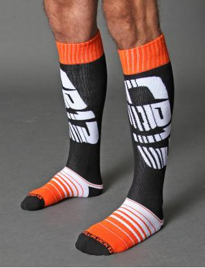 Cellblock13 Velocity Socks orange