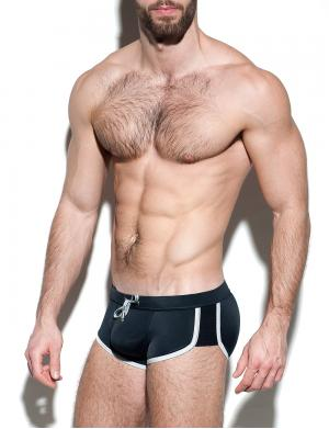 ES Collection Sean Rocky Swim Boxer schwarz