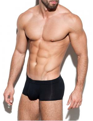 ES Collection Second Skin Basic Boxer schwarz