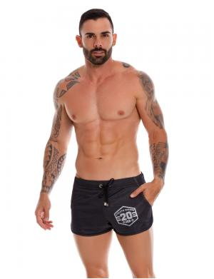 JOR Training Mini Short Schwarz