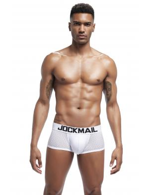 Jockmail Boxer Brief 442 weiß