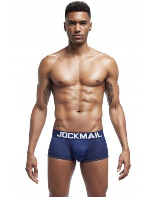 Jockmail Boxer Brief 442 blau