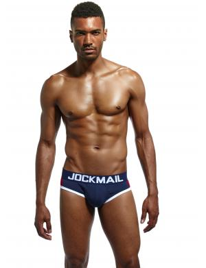 Jockmail Brief 305 Navy (Dark Blue)