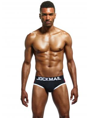 Jockmail Brief 305 schwarz