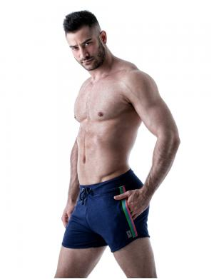 LEADER Electric Shorts navy