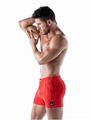 LEADER Nauti Boy Shorts red