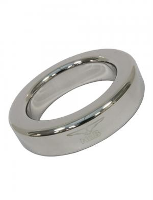 Mister B Metall C-Ring Heavy Metallfarben