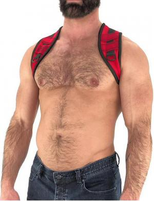 Nasty Pig Access Harness red
