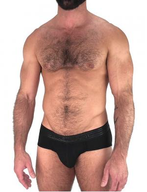 Nasty Pig Advance Brief schwarz