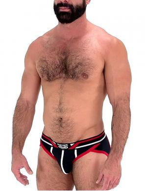 Nasty Pig Axial Brief Schwarz