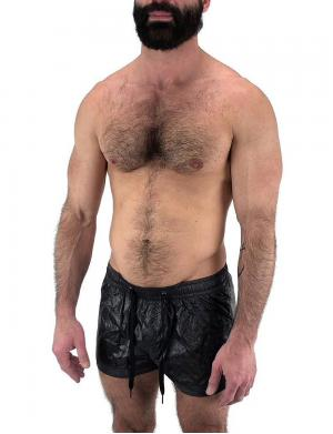 Nasty Pig Branded Swim Trunk Grau / Schwarz