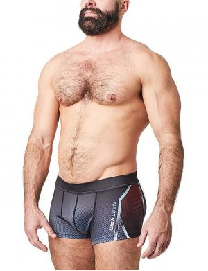 Nasty Pig Carbon Trunk Short Schwarz