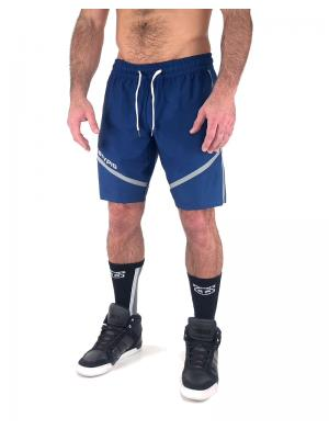 Nasty Pig Edge Short blue / white