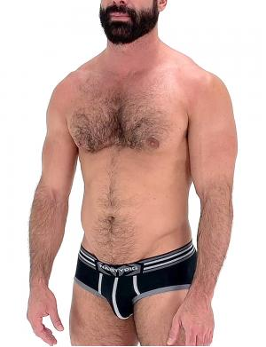 Nasty Pig L33 Brief Schwarz