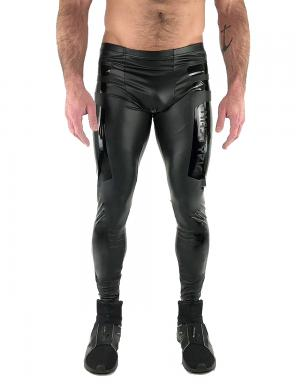 Nasty Pig Radar Tights schwarz