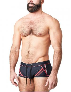Nasty Pig Takeoff Square Cut Trunk Schwarz