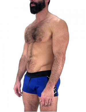Nasty Pig Tension Trunk Shorts Royalblau