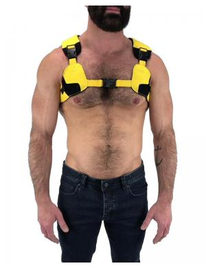 Nasty Pig Troop Harness black / yellow