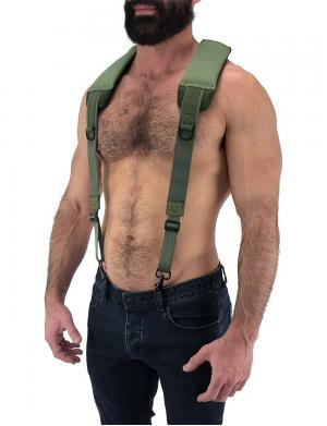 Nasty Pig Troop Suspender olive