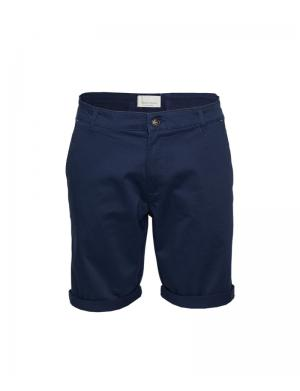 SOLID Short Rockcliffe navy