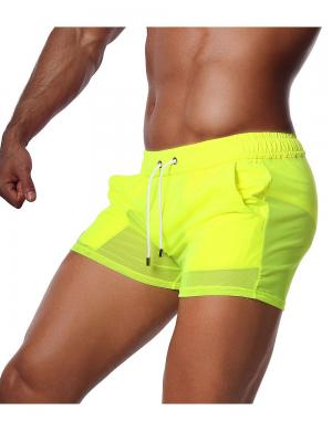 TOF Paris Happy Shorts Neongelb