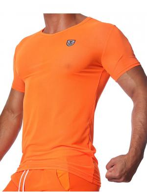 TOF Paris Happy T-Shirt Neonorange