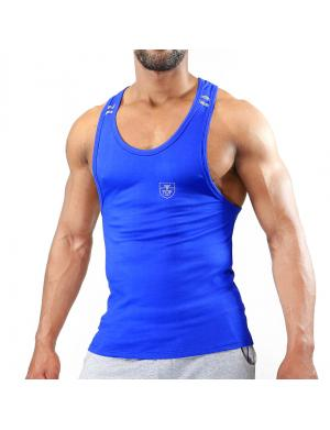 TOF Paris Tank Top Carter Royalblau