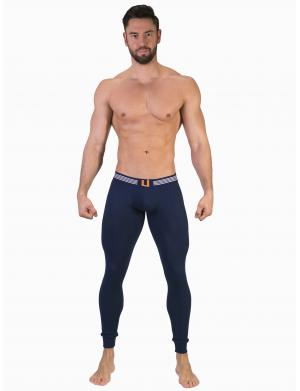 URUZ Basic Rib Long John navy
